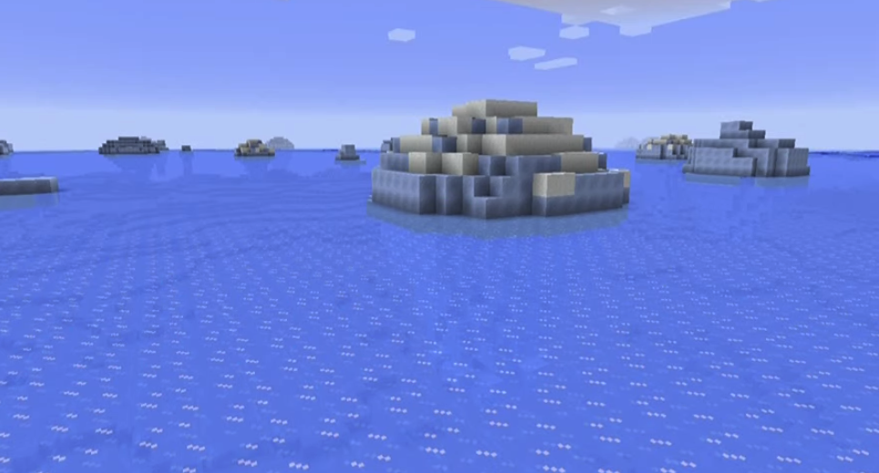 Minecraft 1.13 Update Aquatic
