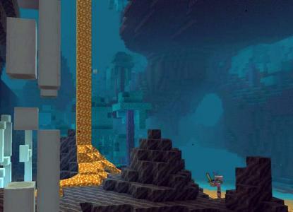 Вышел Nether Update первый снапшот Minecraft 1.16